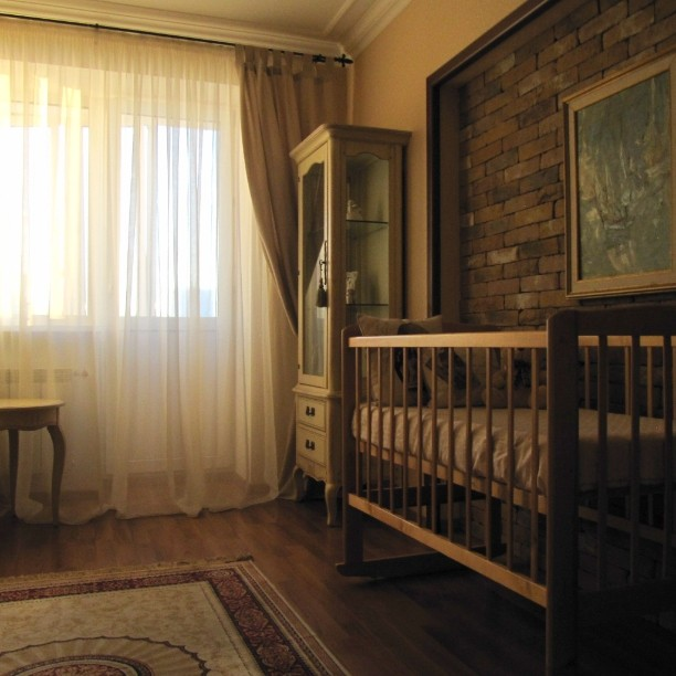 1 Дизайн интерьера детской комнаты