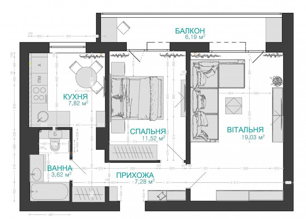 """little-1-400x400 Дизайн проект квартиры """"Little Secrets"""""""
